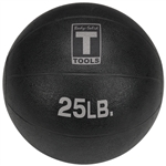 Body Solid BSTMB25 25lb. Medicine Ball - Blue Image