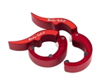 Body Solid Tools Roepke Olympic Collar - Red Image