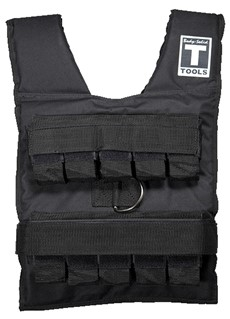Body-Solid Weighted Vest 20lb. (New) Image