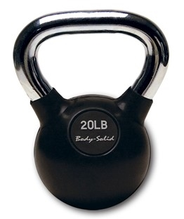 Body Solid 20 lb. Premium Kettlebell  Image