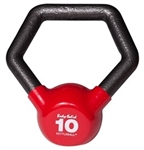 Body Solid KBL10 Vinyl Dipped Kettleball - 10 lb. (New) Image