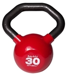 Body Solid KBL30 Vinyl Dipped Kettleball - 30 lb.  Image