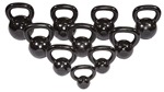 Body Solid Cast Kettle Bell Set 5-50 lbs Image