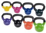 Body Solid Vinyl Coated Kettle Bells Set 5-30 lb. Image