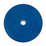 Body Solid 35 lb. Chicago Extreme Colored Bumper Plate (New) Image
