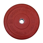 Body Solid 45 lb. Chicago Extreme Colored Bumper Plate (New) Image