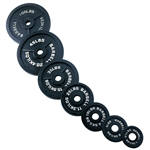 Body Solid Olympic Weight Plate- 100 lbs Image