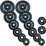 Body Solid Olympic Weight Set 255 Lbs. Image