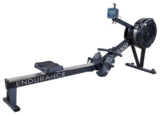 Body-Solid R300 Endurance Rower Image