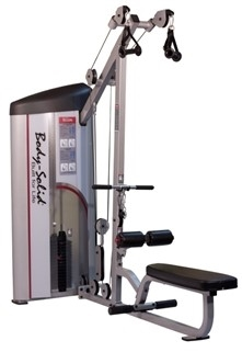 Body-Solid S2LAT-1 Series II Lat Pulldown and Seated Row Image