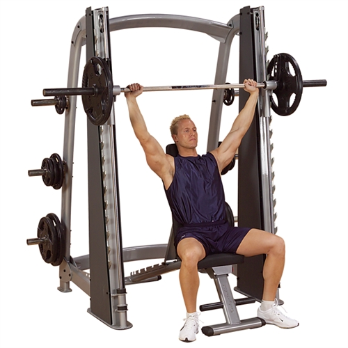 what is a smith machine
