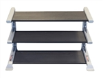 Body-Solid  SDKR1000DB 3-Tier PCL Dumbbell Rack Image