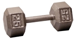 Body Solid SDX25 Hex Dumbbell 25 lbs. Image