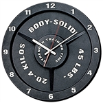 Body Solid Strength Training Time Clock Image