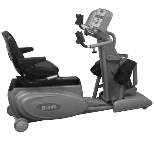 Biodex Biostep Semi Recumbent Elliptical Fitness Superstore