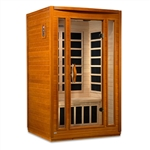 GoldenDesigns DYN-6206-01 San Marino Edition Dynamic Sauna | Image