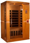 GoldenDesigns DYN-6210-01 Venice I Edition Dynamic Sauna | Image