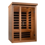 GoldenDesigns DYN-6215-02 Dynamic Sauna | Image