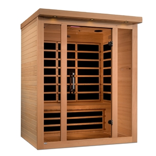 GoldenDesigns DYN-6315-02 Dynamic Sauna | Image