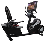 Expresso Fitness HD Recumbent Bike HDR Image
