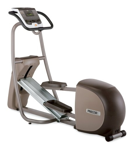 how to use life fitness elliptical machine