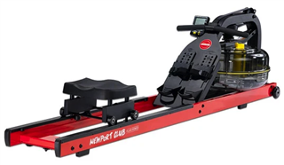 First Degree Fitness Newport Club AR Plus Red-Black Image