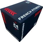 French Fitness 20-24-30 3-In-1 Soft Foam Plyo Box Image