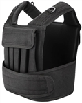 French Fitness Adjustable Weighted Vest, 20 lbs Image