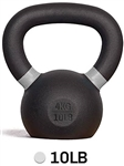 French Fitness Cast Iron Kettlebell 10 lbs Image