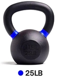 French Fitness Cast Iron Kettlebell 25 lbs Image