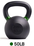 French Fitness Cast Iron Kettlebell 50 lbs Image