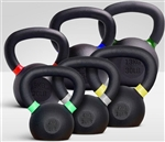French Fitness Cast Iron Kettlebell Set 5-30 lbs Image