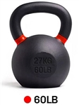 French Fitness Cast Iron Kettlebell 60 lbs Image