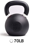 French Fitness Cast Iron Kettlebell 70 lbs Image