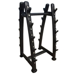 French Fitness Compact Barbell Rack Image