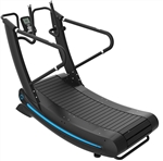 French Fitness CT80 Manual Curve Treadmill w/Resistance Image