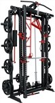 French Fitness Folding Cable Power Rack / Cage Image