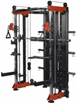 French Fitness FSR80 Multi Functional Trainer Smith & Rack System Image