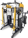 French Fitness FSR90 Multi Functional Trainer Smith & Rack System Image