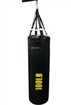 French Fitness Heavy Punching Bag, 100 lb Image