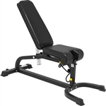 French Fitness MFAB Multi Functional Adjustable Bench Image