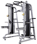 French Fitness MSC20 Counter Balanced Multi Smith Cable Machine Image
