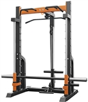 French Fitness MSC8 Multi Smith Cable Machine Image