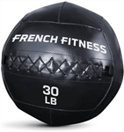 French Fitness Medicine Wall Ball 30 lb Image