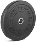 French Fitness Bumper Plates 10 lbs Image