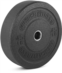 French Fitness Bumper Plates 45 lbs Image