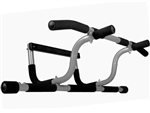 French Fitness Portable Doorway Pull Up Bar Image
