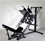 French Fitness P/L Hack Squat Leg Press Image