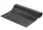 French Fitness 2.5'x5' PVC Foam Recumbent Bike Floor Mat Image
