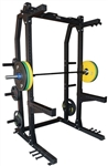 French Fitness R8 Half Cage / Squat Rack Image
